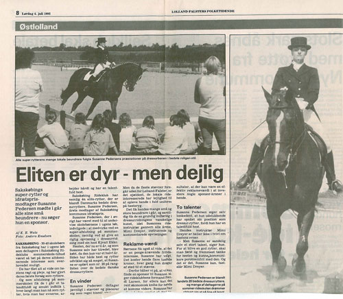 Lolland Falsters Folketidende 4. juli 1992