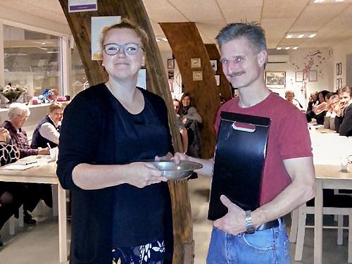 Michael Christiansen modtog Paul Kruses vandrepokal 2015