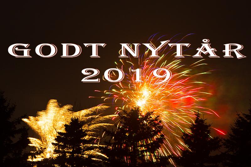Godt Nytår 2019