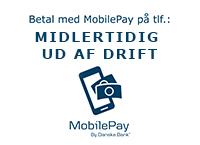 Brug Mobilpay 40159283 til betaling af bla. facilitetskort og kildevand.